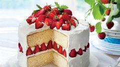 Rüyada Yaş Pasta Görmek Ne Anlama Gelir, Neye İşarettir?