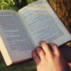 Birinin Kitap Okuması