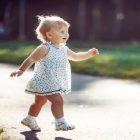 Kızının Yürümesi