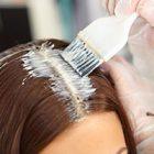 Rüyada Saçını Boyamak
