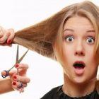 Saçını Kesmek